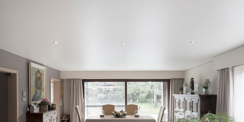 spanplafond verven