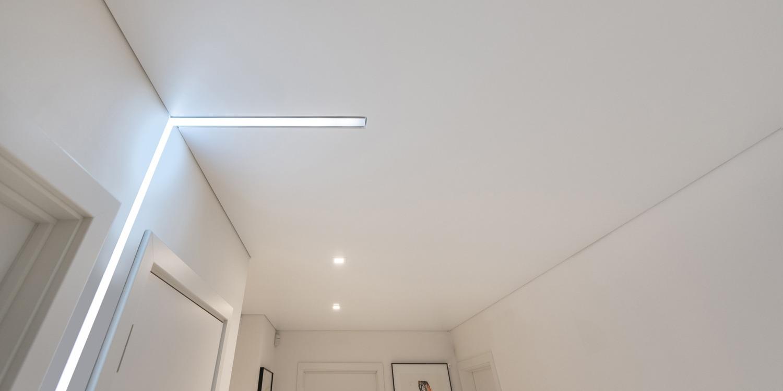spanplafond verlichting