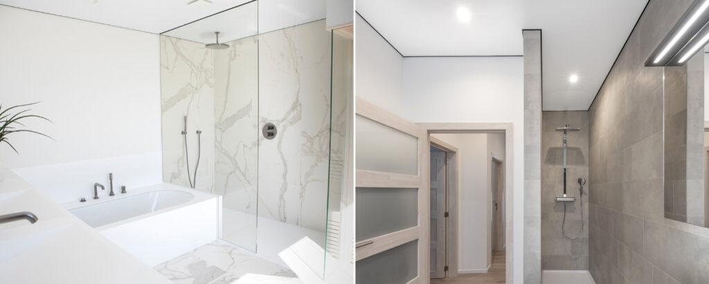 schimmel plafond badkamer